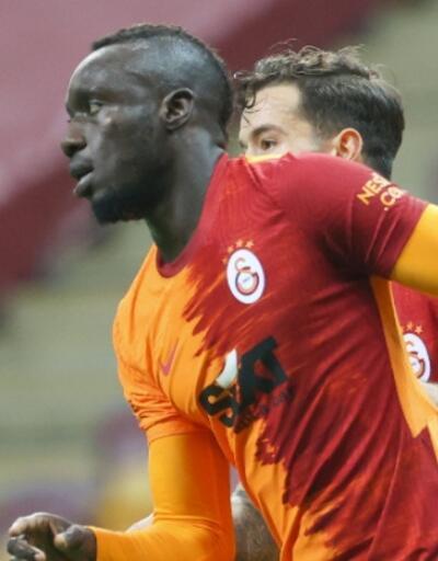 Mbaye Diagne fırsatı iyi değerlendirdi