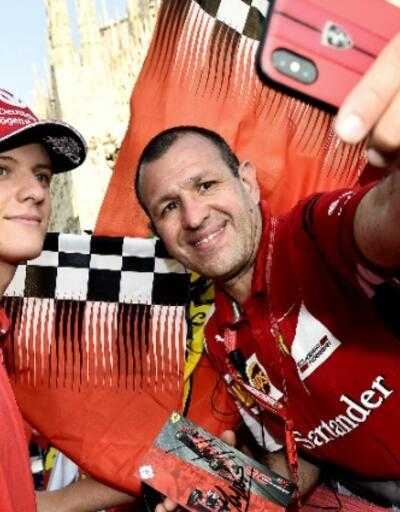 Mick Schumacher şampiyon oldu