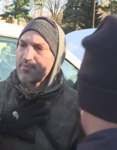 ABD'de Türk gazeteciye saldırı | Video