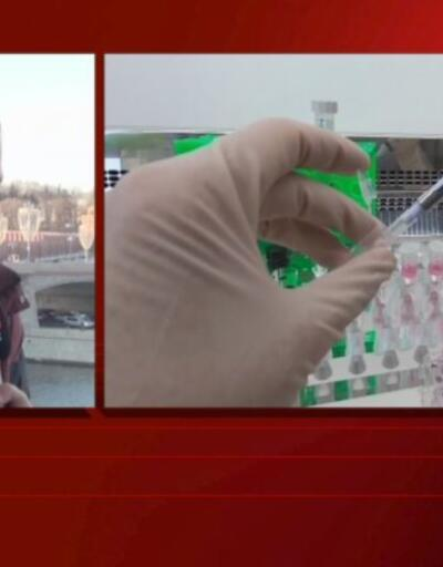 Rus aşısını yaptıran Türk gönüllü CNN TÜRK'e konuştu | Video