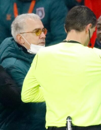 """PSG Başakşehir maçında ne oldu? Hakem Pierre Webo'ya ne söyledi? Negro ne demek?""""   Video"""