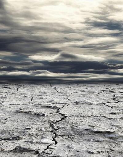 Meteoroloji'nin haritasında endişelendiren kuraklık görüntüsü