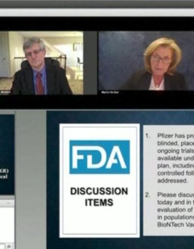 ABD BionTech'in aşısını onayladı | Video