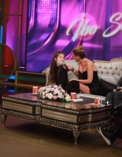 İbrahim Tatlıses'in kızı Elif Ada İbo Show'a konuk oluyor