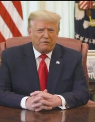 Trump: İlk aşılama 24 saatten kısa sürede yapılacak | Video