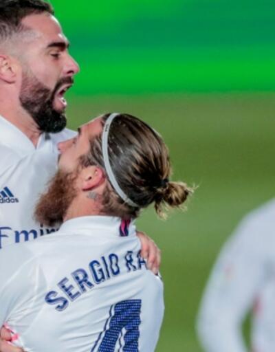 Madrid derbisi Real'in