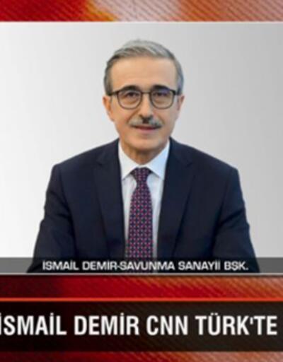 İsmail Demir CNN TÜRK'te: Yaptırım sorun yaratmaz, bu bizi güçlendirir   Video