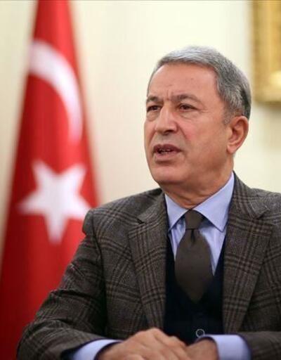 SON DAKİKA: Milli Savunma Bakanı Akar'dan ABD'nin yaptırım kararına tepki | Video