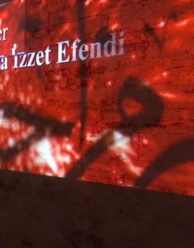 Kazasker Mustafa İzzet Efendi sergisi açıldı   Video