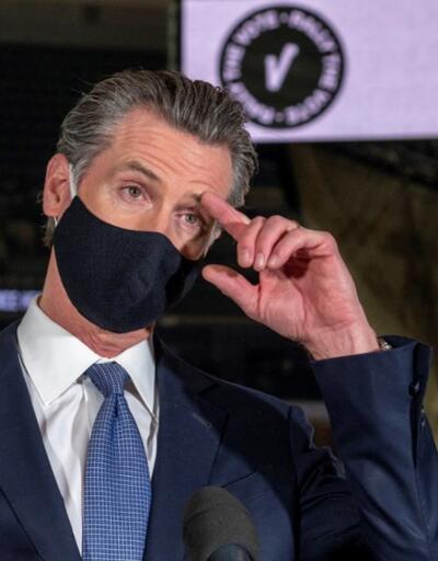 ABD'de ürküten açıklama: California Valisi 5 bin ek ceset torbası satın alındığını duyurdu