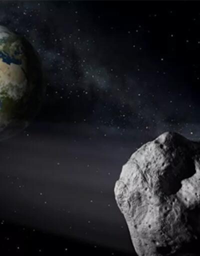 NASA: Dünya'ya 5 asteroit yaklaşıyor