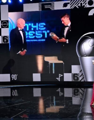 FIFA yılın en iyi futbolcusunu açıkladı | Video
