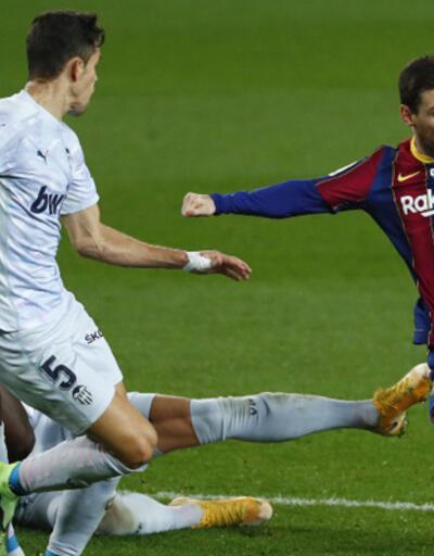 Barcelona - Valencia: 2-2