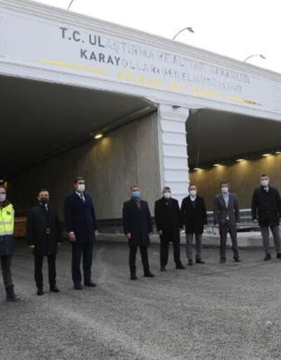 Gölbaşı Alt Geçidi, 26 Aralık'ta açılıyor