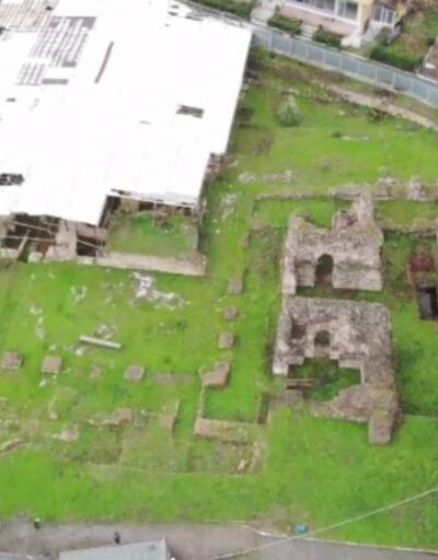 Tarihi Damatrys Sarayı onarılacak | Video