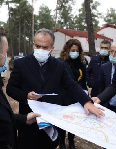 Bursa Büyükşehir Belediyesi'nin eko-turizm atağı sürüyor