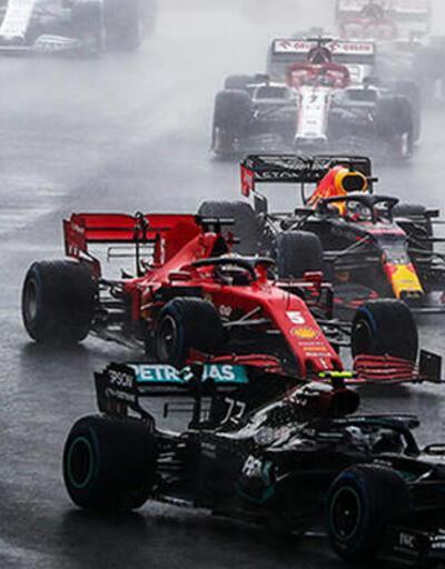 Formula 1'de sezonun en iyi yarışı Türkiye GP seçildi