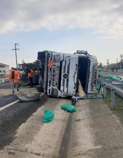 Tekirdağ'da kaza: 1 ölü
