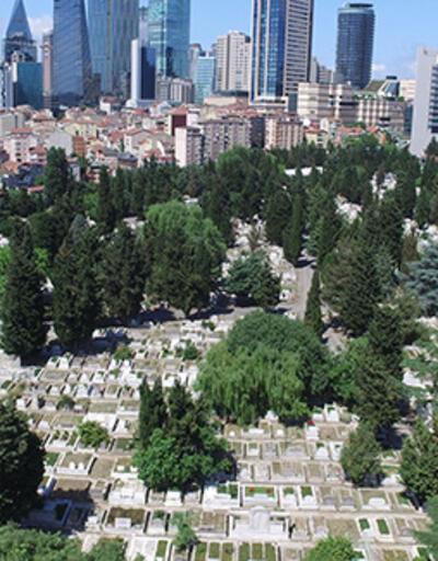 İstanbul'da mezar karaborsası; 2 milyon liraya mezar yeri satıyor
