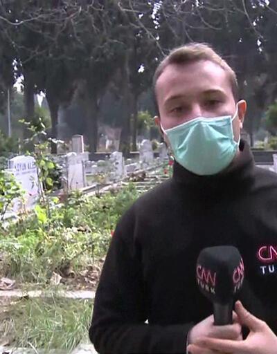 Mezarlık fırsatçıları iş başında | Video