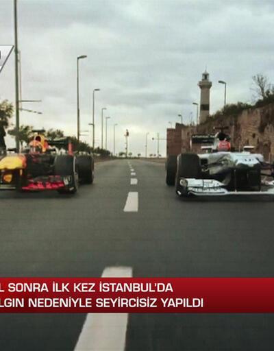 2020'den Kalanlar: F1 İstanbul | Video