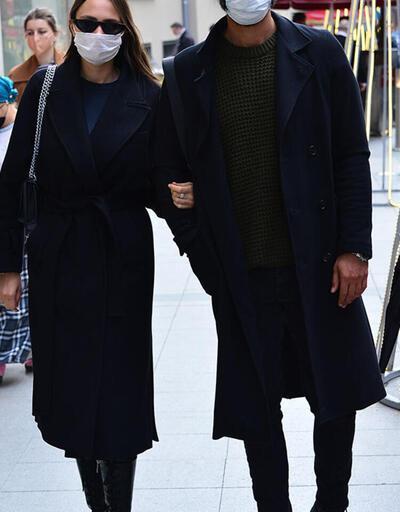 Tuan Tunalı, sevgilisi Yana Mazanova'nın ailesiyle tanıştı