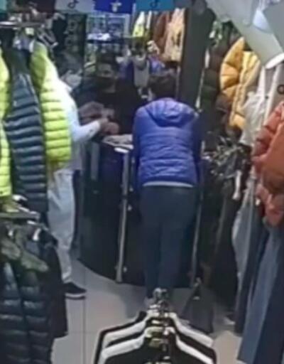 Organize hırsızlık şebekesi 15 bin lirayı böyle çaldı | Video