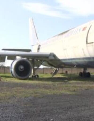 Hurda uçaklar satılıyor | Video