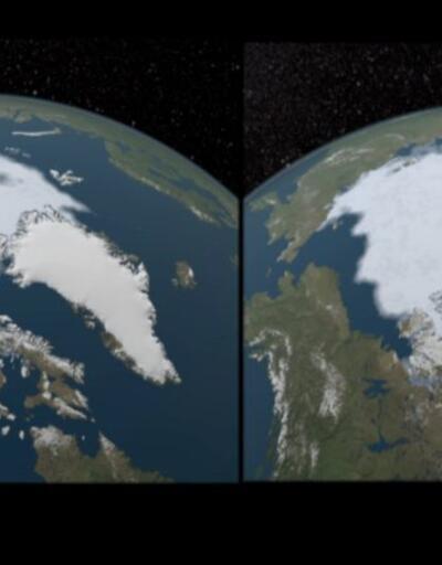 NASA uyardı! Acı tablo ortada | Video