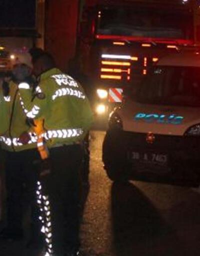 Kayseri'de alkollü araç kullanan sürücüye 4 bin 829 TL ceza
