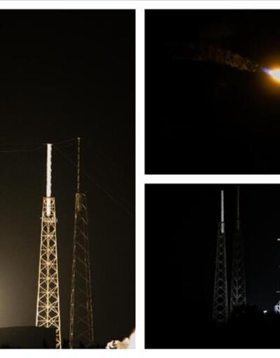 Türksat 5A uzaya fırlatıldı   Video