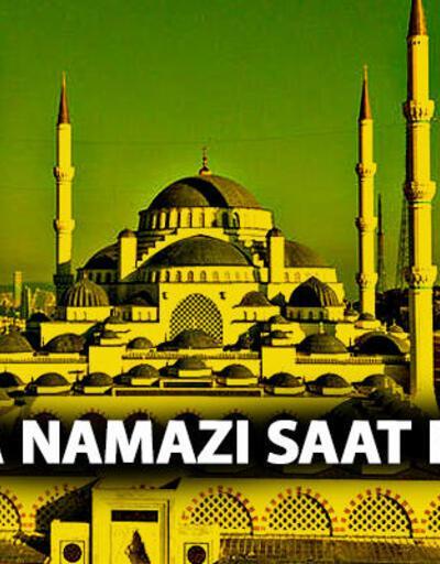 Cuma namazı saat kaçta? 8 Ocak 2021 Cuma vakti ne zaman? İstanbul, Ankara, İzmir cuma namazı saati