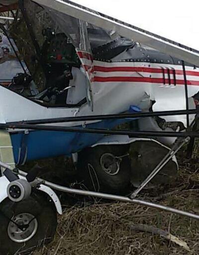 Rusya'da iki uçak havada çapıştı!