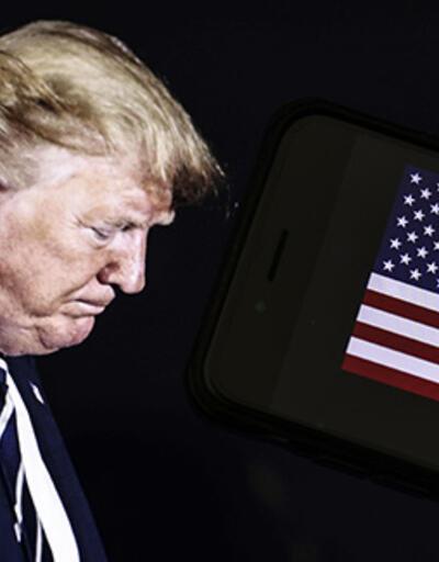 Twitter Trump'ın başkanlık hesabından yaptığı açıklamayı da sildi