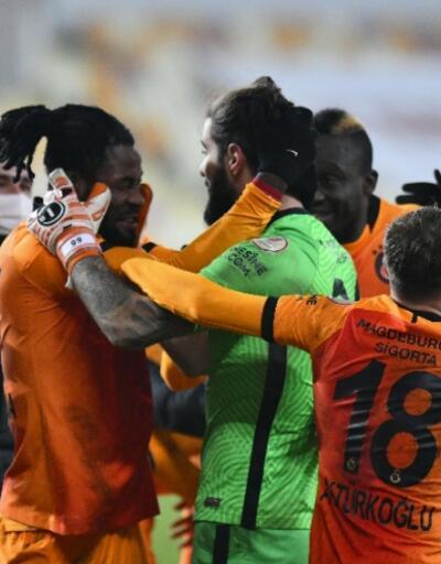 Yeni Malatyaspor 6-7 Galatasaray MAÇ ÖZETİ