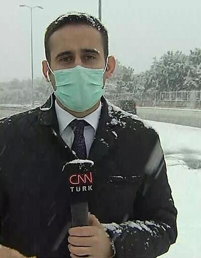 Son Dakika! Ankara kar altında   Video