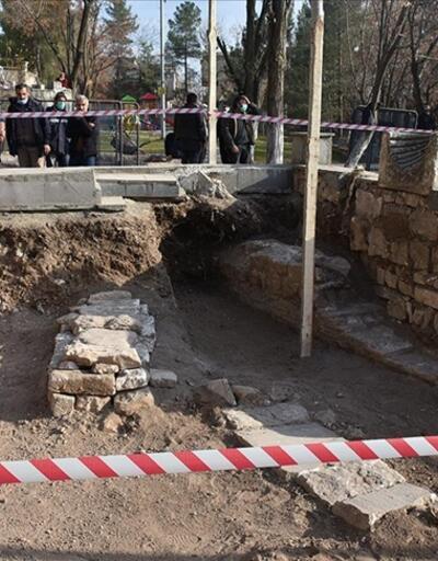 Diyarbakır'da kayıp mezar bulundu | Video