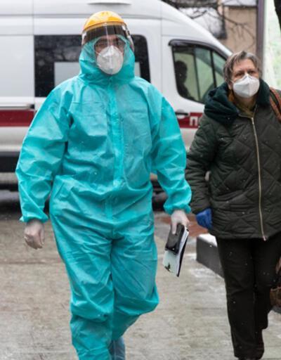 Rusya'da son 24 saatte 24 bin 763 yeni koronavirüs vakası