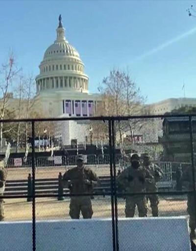Washington'da kırmızı alarm!   Video