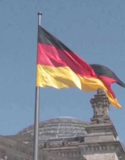 Salgın Almanya'da hız kesmiyor... Can kaybı rekor kırdı | Video