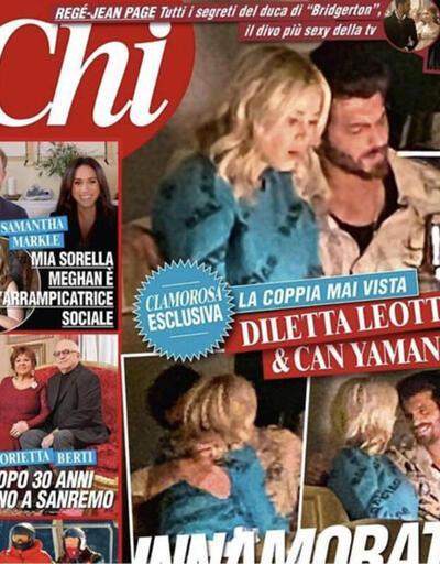 Can Yaman-Diletta Leotta aşkında olay yaratan iddia: Eski sevgilisini kıskandırıyor