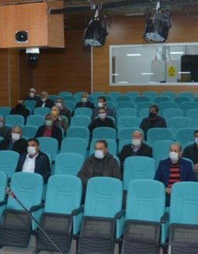 Pandemi izleme ve değerlendirme toplantısı