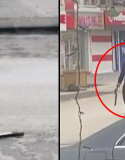 Ankara'da panik! Pompalı tüfekle rastgele ateş açtı | Video