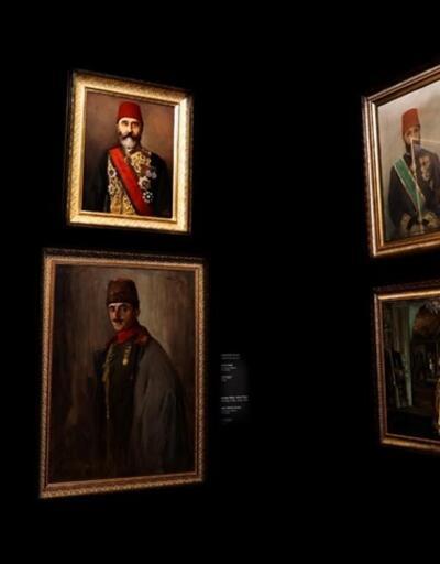 Milli Saraylar Resim Müzesi açıldı | Video