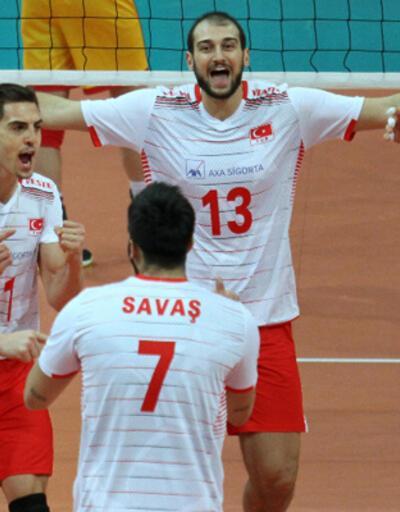 Son dakika... A Milli Erkek Voleybol Takımımız Avrupa Şampiyonası'nda!