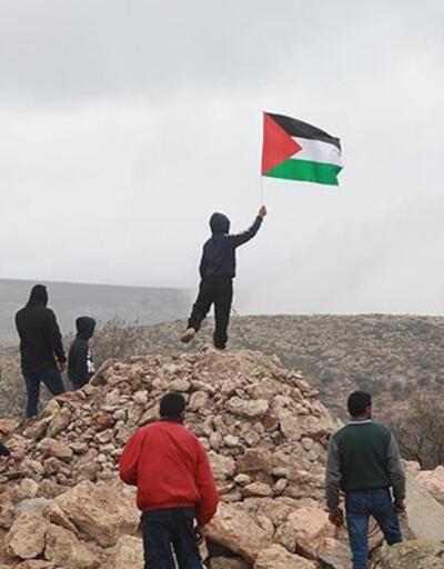 İsrail güçleri Batı Şeria'daki gösterilerde 6 Filistinliyi yaraladı