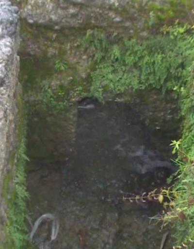 Kaya mezarları gün yüzüne çıktı | Video