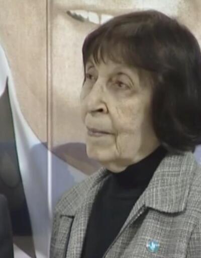 Rahşan Ecevit anıldı   Video