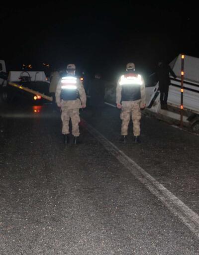 Tokat'ta 3 ayrı buzlanma kazası: 4 yaralı