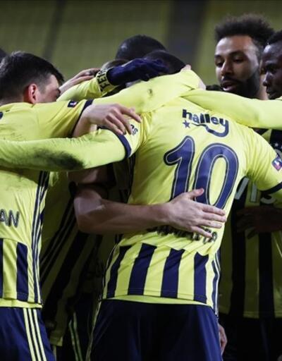 Fenerbahçe Ankaragücü'nü ağırlıyor